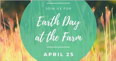 Pending-Earth Day with Snipes Farm