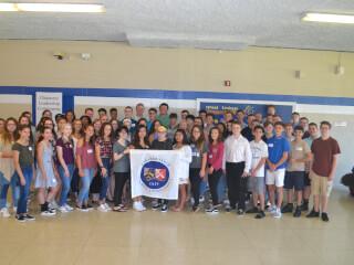 DLFF Scholars Photo