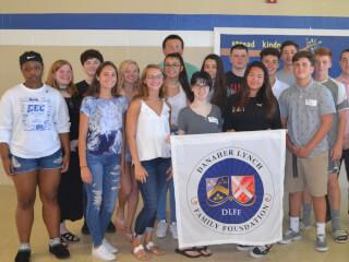 DLFF Junior Class Photo