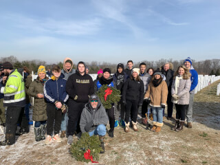 Wreath Clean-Up